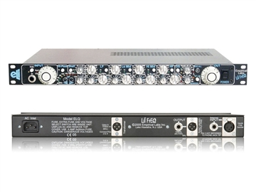 Empirical Labs EL-Q Lil FrEQ - Single Channel EQ