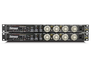 Empirical Labs EL8X-S Stereo Pair Dual Channel Distressor w/ British Mode & Image Link