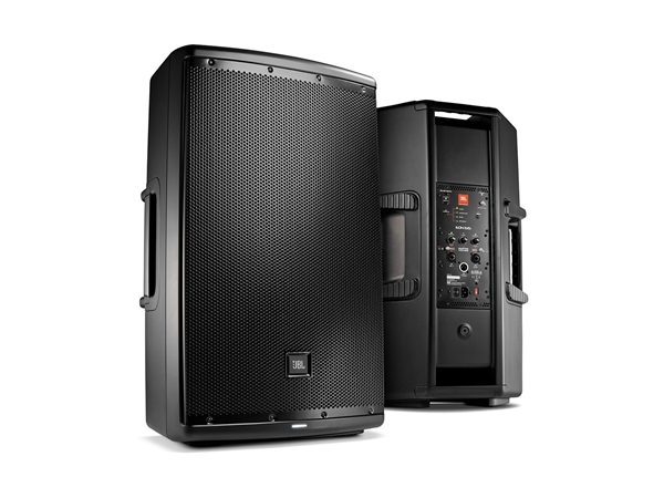 "JBL EON615 - Powered 15"" two-way system with Bluetooth"