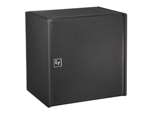 Electro-Voice EVA-1151D-BLK, 15-inch subwoofer line array element, EVCoat, Black