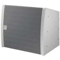 Electro-Voice EVA-2082S/920-WHT, Dual-element 90ºx20º full-range line-array speaker, EVCoat, White