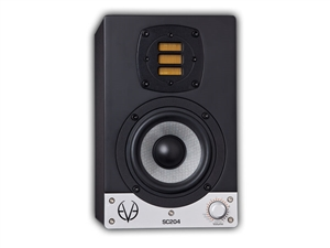 "EVE Audio SC204, 2-way, 4"" Active Nearfield Monitor Speaker"