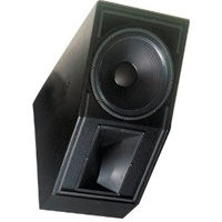 Electro-Voice EVI-15-BLK, 15-inch two-way speaker, black