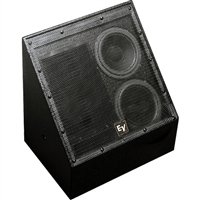 Electro-Voice EVI-28-WH, Dual 8-inch two-way speaker, white