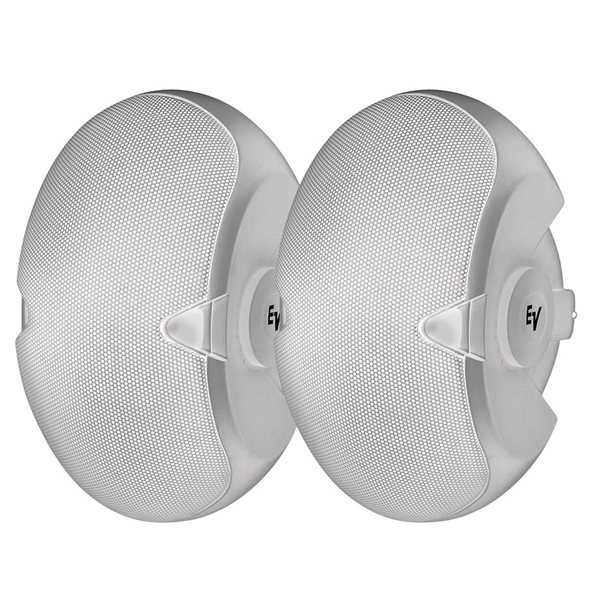 Electro-Voice EVID 3.2W, Two-way Speaker, white (pair)