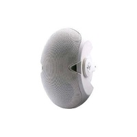 Electro-Voice EVID 6.2W, Two-way speaker, white (pair)