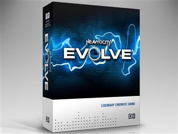 Heavyocity Evolve sampling software