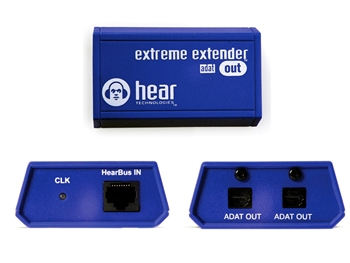 Hear Technologies ADAT OUT, Extreme Extender for Hear Back systems