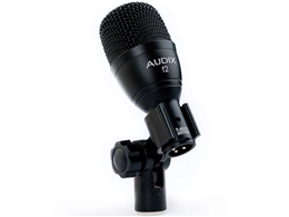 Audix F2 Hypercardioid Dynamic Instrument Microphone