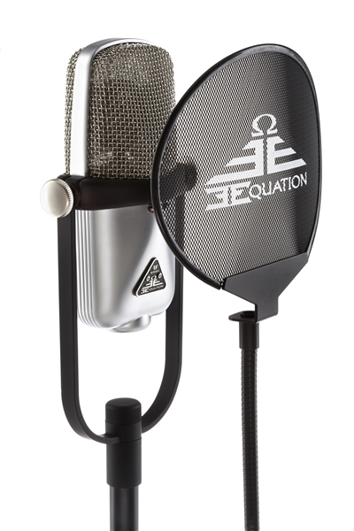Equation F.20 Super-electret Supercardioid Condenser Microphone