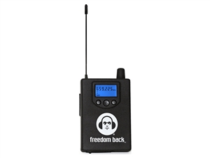 Hear Technologies Freedom Back Receiver Band A