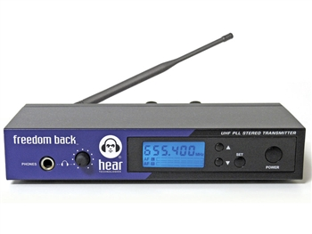 Hear Technologies Freedom Back Transmitter Band B