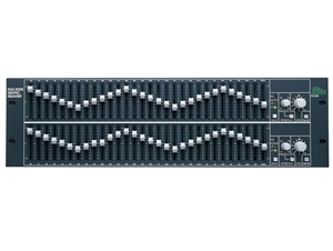 BSS FCS-960, 30 band dual mode graphic equalizer (2 channels)