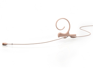 DPA FID88F00-M - d:fine Directional Headset Microphone, 4088, Beige, Medium 100 mm, Single Ear, Microdot (Adaptor Required)
