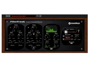 SoundToys FilterFreak V5 (License code download)