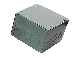 "Whirlwind FP-4BB8, Back Box for FP-4, 8"" Deep"