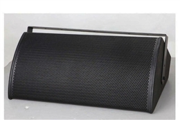 Electro-Voice FRI 2082-BLK, Dual 8-inch two-way low profile passive loudspeaker, black