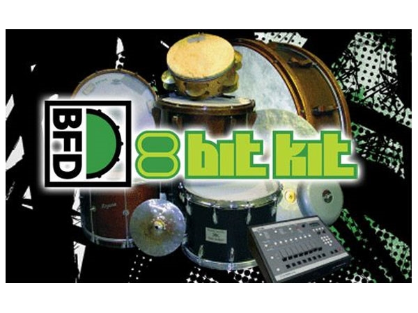 FXpansion BFD 8 Bit Kit (Download)