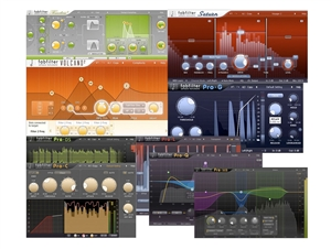 FabFilter FX Bundle (Download)