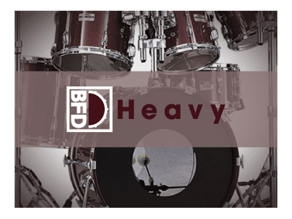 FXpansion BFD Heavy (Download)