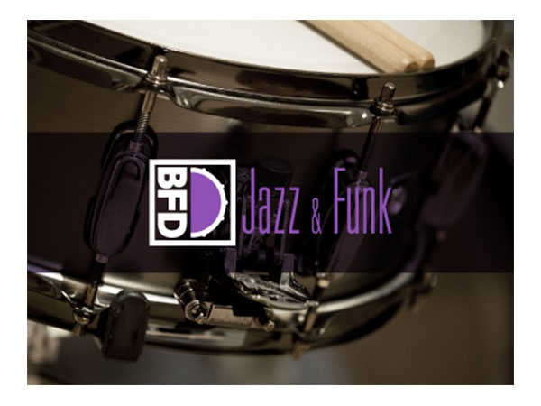 FXpansion BFD Jazz & Funk (Download)