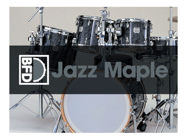 FXpansion BFD Jazz Maple (Download)