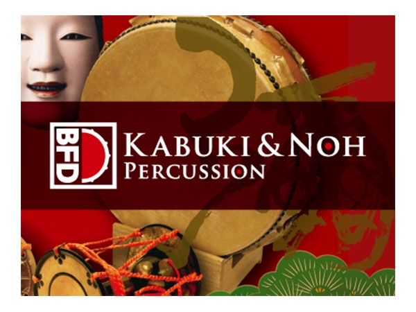 FXpansion BFD Kabuki & Noh Percussion (Download)
