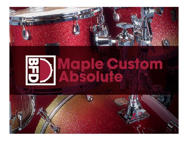 FXpansion BFD Maple Custom Absolute (Download)