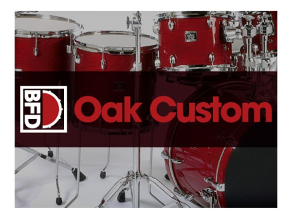 FXpansion BFD Oak Custom (Download)
