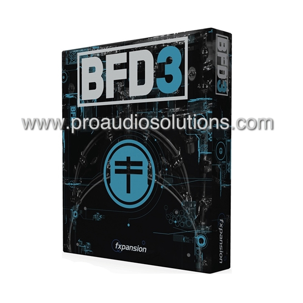FXpansion BFD3 Upgrade from BFD Eco