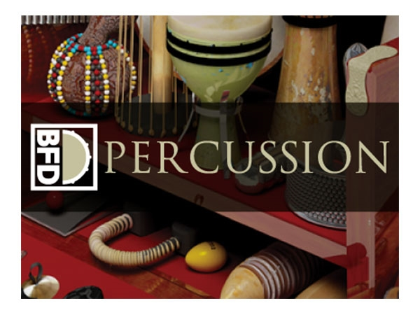 FXpansion BFD Percussion (Download)