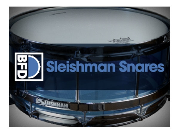 FXpansion BFD Sleishman Snares (Download)