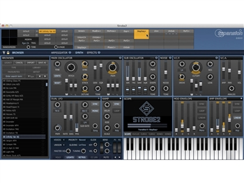 FXpansion Strobe2 - Software Polysynth (Download)
