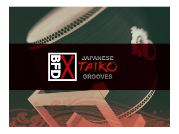 FXpansion BFD Japanese Taiko Percussion (Download)