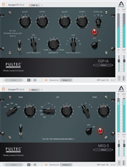 Apogee FX Rack Bundle with EQP-1A P and MEQ-5 Equalizer Plug-ins ( Download)