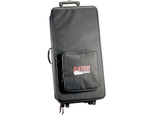 Gator G-PAR-38 - Par Can Light Case w/ Tow Handle, Wheels