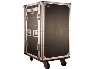 Gator G-TOUR 10X16 PU - 10U Top, 16U Side Audio Road Rack Case