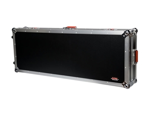 Gator G-TOUR 61V2 - ATA Wood Flight Case for 61 Note Keyboards