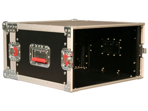 Gator G-TOUR 6U - 6U, Standard Audio Road Rack Case