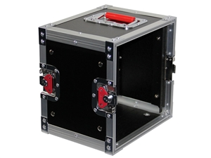 "Gator G-TOUR 6UHR - 6U Half Rack with 8"" depth"