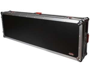 Gator G-TOUR-88V2SL - Slim 88 Note Road Case w/ wheels