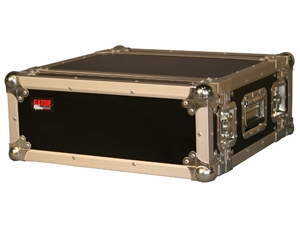 Gator G-TOUR EFX4 - 4U, Shallow Audio Road Rack Case