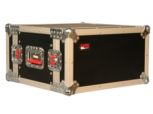 Gator G-TOUR EFX6 - 6U, Shallow Audio Road Rack Case
