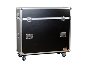 "Gator G-TOUR ELIFT 55 - 55"" LCD/Plasma Electric Lift Road Case"