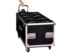 Gator G-TOURPAR64-LED-8, ATA LED PAR 64 Transport Case