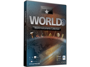 Garritan World Instruments Sound Library