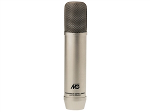 Microtech Gefell M92.1S Cardioid Tube Condenser Microphone
