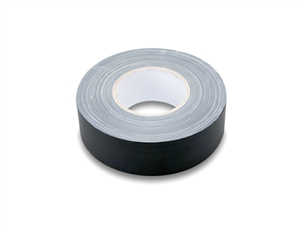 Hosa GFT-447BK Bulk,BLACK Gaffer Tape - 2-inch 60 yards - Black - Bulk - Shrink Wrap