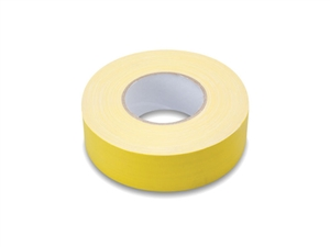 GFT-447YE Gaffer Tape, Yellow, 2 in x 60 yd, Hosa