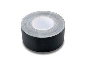 Hosa GFT-450BK BULK Gaffer Tape - 3-inch 60 yards - Black - Bulk - Shrink Wrap